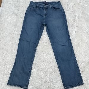 Not your daughters jeans 12 petite straight leg